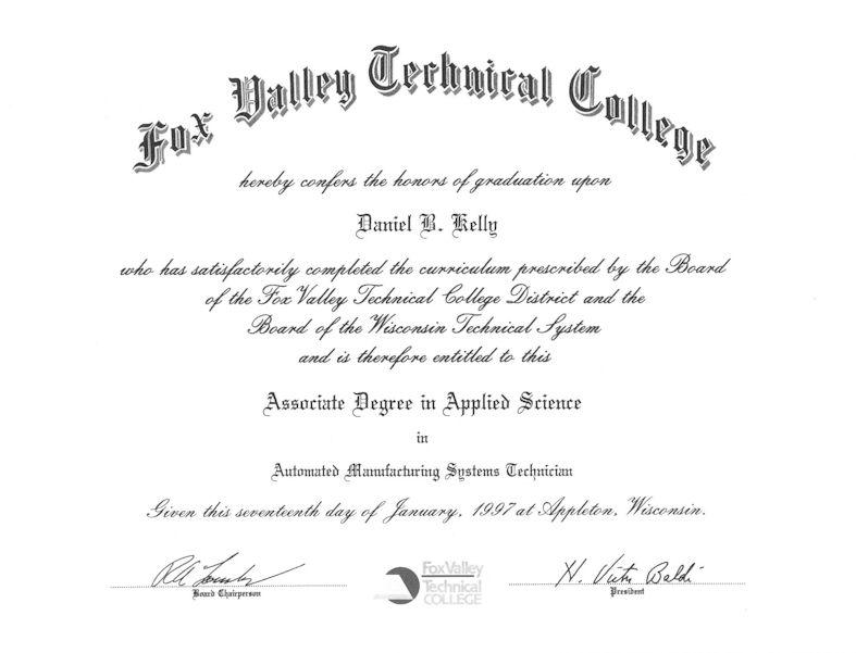 internship certificate. Certificate